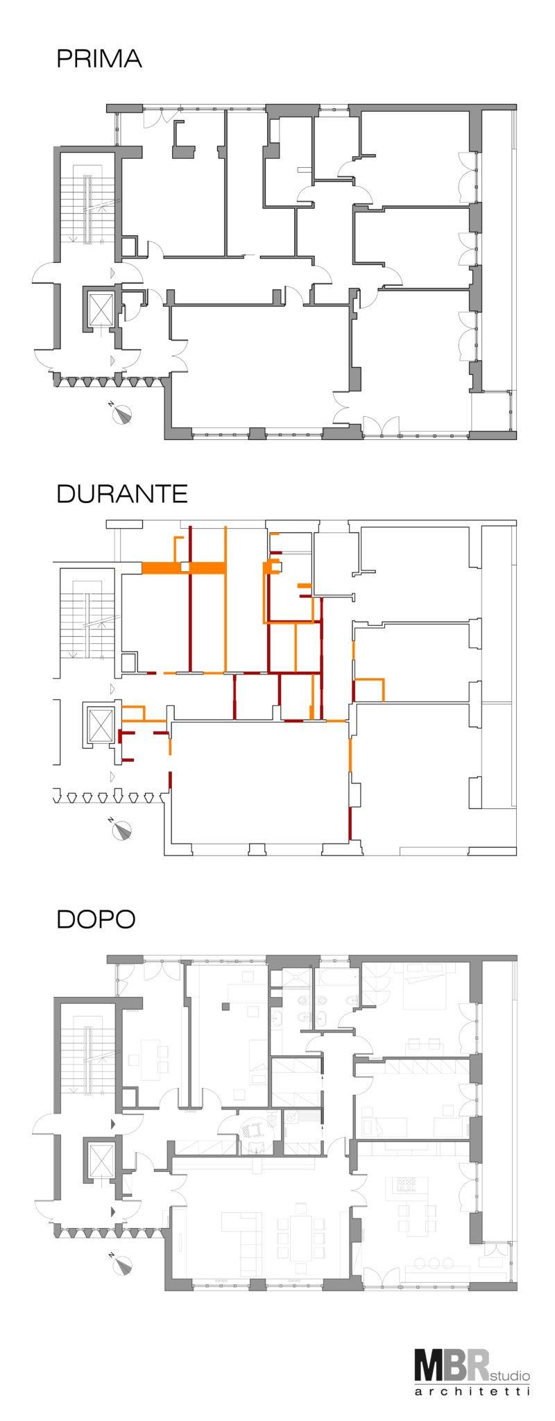 appartamento a Roma Nord