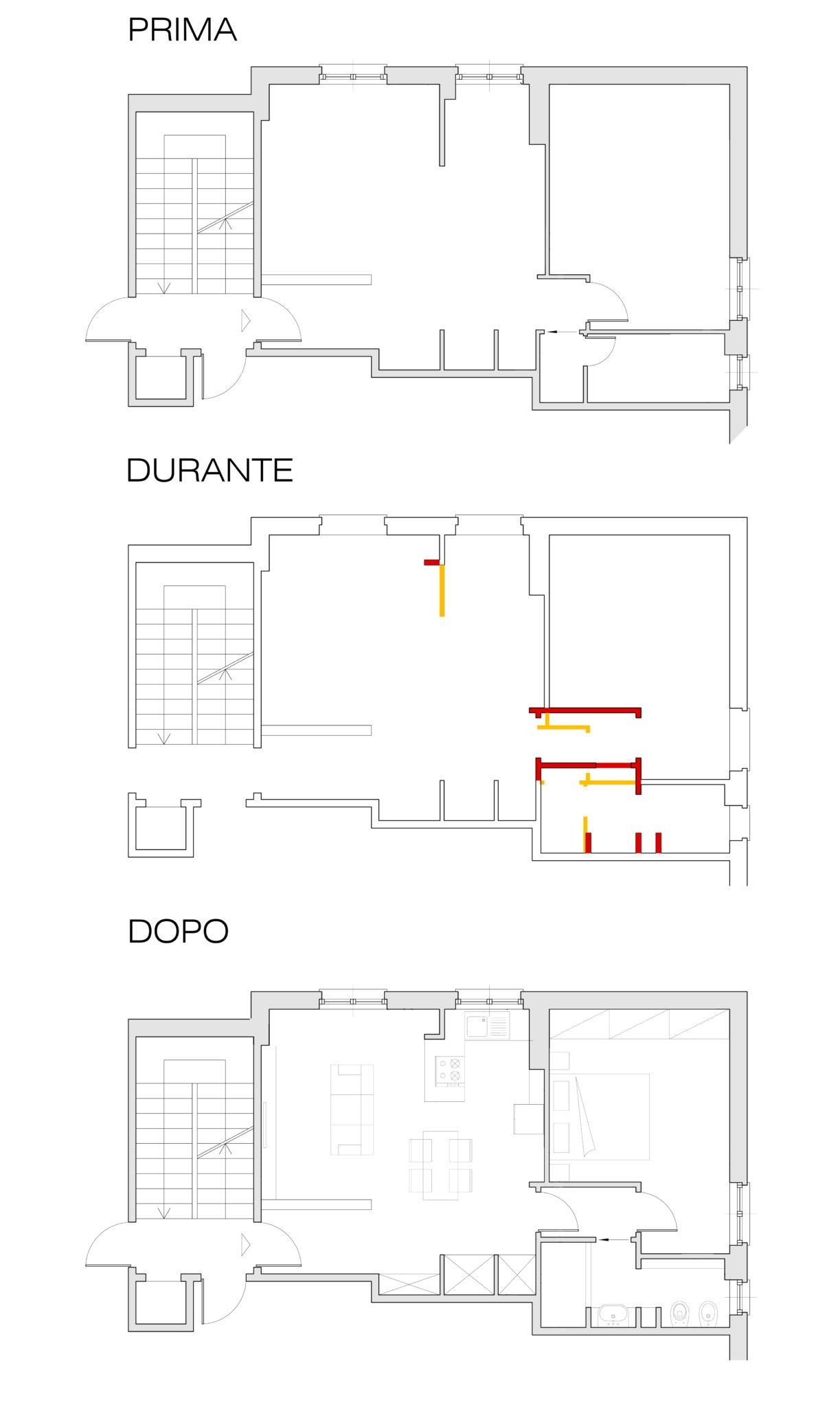 Appartamento a Roma Montesacro